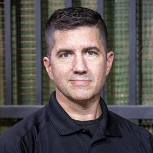 Photo of April 2020 speaker